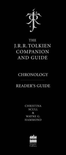 9780007169726: The J. R. R. Tolkien Companion and Guide: Chronology AND Reader's Guide