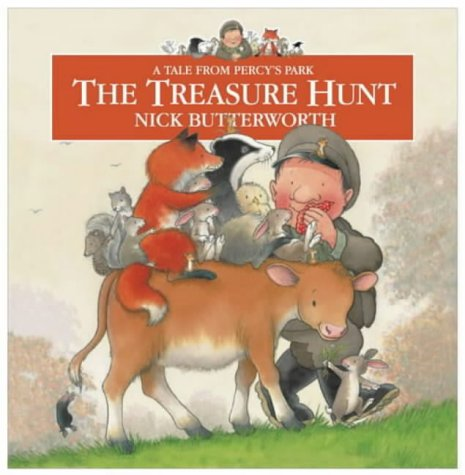 9780007169757: The Treasure Hunt (Percy the Park Keeper)
