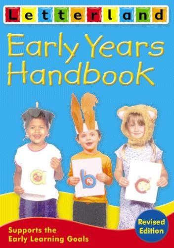 9780007169818: Early Years Handbook (Letterland)
