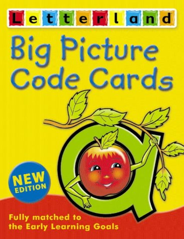 9780007169825: Letterland - New Big Picture Code Cards