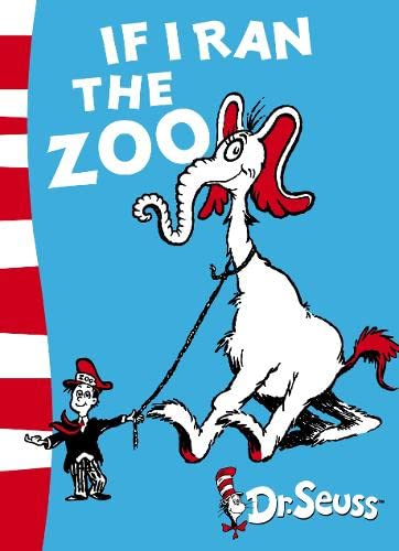 9780007169948: If I Ran the Zoo: Yellow Back Book (Dr. Seuss - Yellow Back Book)