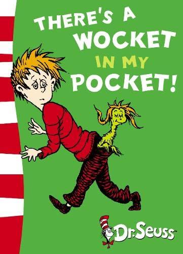 9780007169955: There's a wocket in my pocket! Ediz. illustrata: Blue Back Book (Dr. Seuss - Blue Back Book)