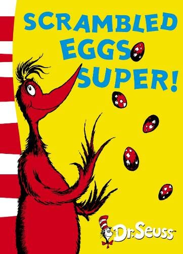 9780007169962: Scrambled Eggs Super!: Yellow Back Book (Dr Seuss - Yellow Back Book)