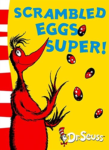 9780007169962: Scrambled Eggs Super! (Dr Seuss Yellow Back Book)