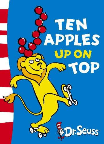9780007169979: Ten Apples Up on Top: Green Back Book (Dr Seuss - Green Back Book)