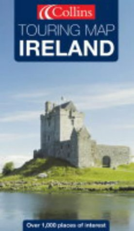 9780007170135: Ireland (Touring Map)