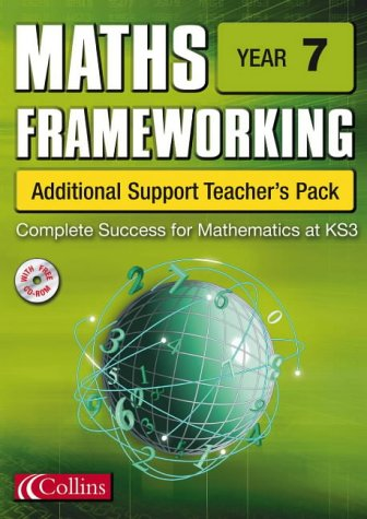 9780007170159: Maths Frameworking: Year 7