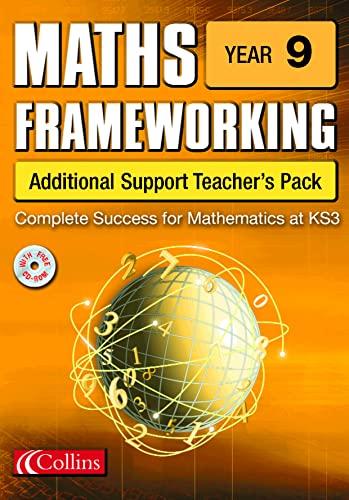 9780007170173: Maths Frameworking: Year 9