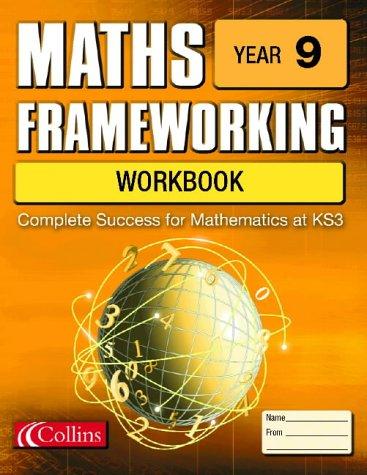 9780007170210: Maths Frameworking - Year 9 Workbook