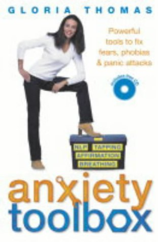 9780007170227: Anxiety Toolbox: The Complete Fear-Free Plan