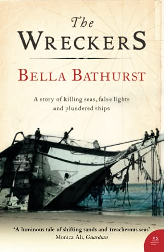 9780007170333: 'THE WRECKERS: A STORY OF KILLING SEAS, FALSE LIGHTS AND PLUNDERED SHIPS'