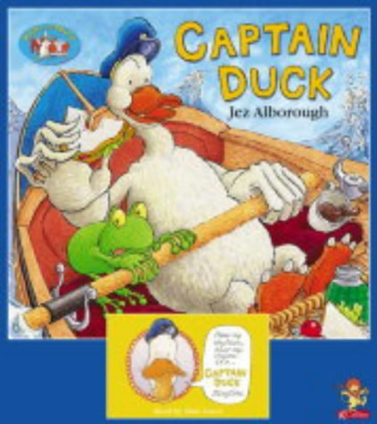 9780007170357: Captain Duck (Book & Tape)