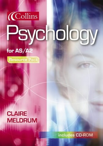 9780007170418: Psychology - Psychology for AS/A2 Level Resource Pack