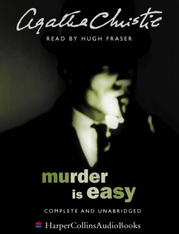 9780007170487: Murder is Easy: Complete & Unabridged