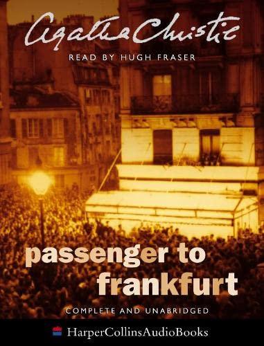 Passenger to Frankfurt: Complete & Unabridged: Christie, Agatha