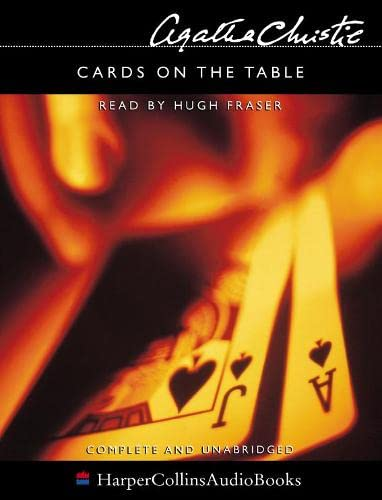 9780007170555: Cards on the Table