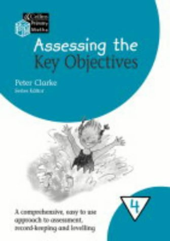 9780007170678: Collins Primary Maths - Year 4 Assessing the Key Objectives