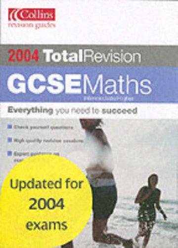 9780007170890: Total Revision - GCSE Maths