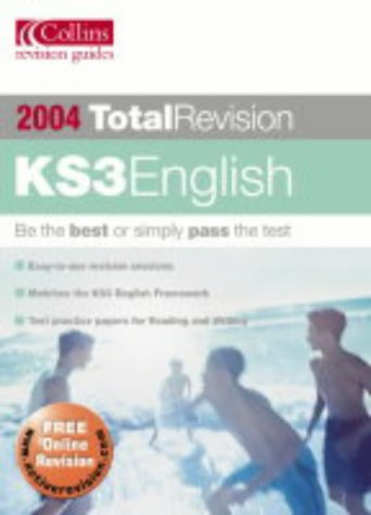 KS3 English (Total Revision) (0007170904) by Barton, Geoff; Smith, Laurie