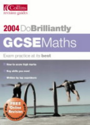 9780007170937: Do Brilliantly At - GCSE Maths