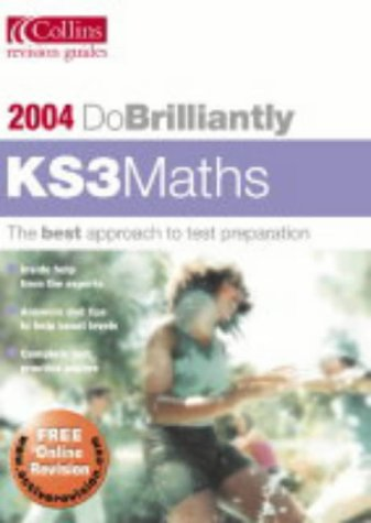 9780007170951: Do Brilliantly At - KS3 Maths