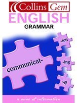 9780007171026: English Grammar (Collins GEM)