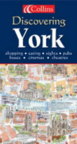9780007171040: Discovering York: The Illustrated Map