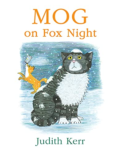 9780007171361: Mog on Fox Night