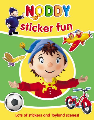 9780007171538: Noddy Sticker Fun