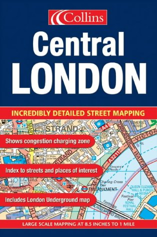 9780007171590: Superscale London Map