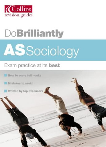 9780007171903: Do Brilliantly At - AS Sociology