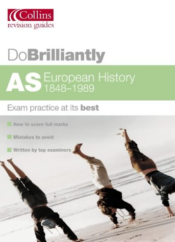 9780007171927: Do Brilliantly At - AS European History