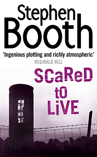 9780007172108: Scared to Live (Cooper and Fry Crime Series, Book 7)