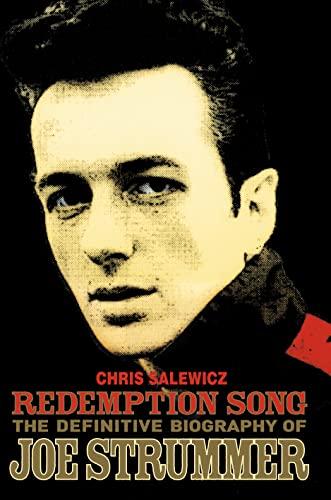 9780007172115: Redemption Song: The Definitive Biography of Joe Strummer