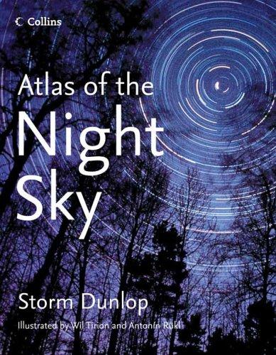 9780007172238: Collins Atlas of the Night Sky
