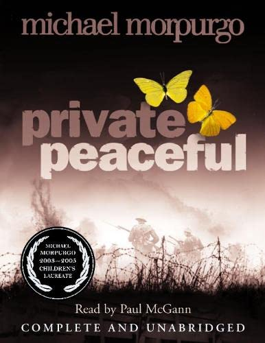 9780007172467: Private Peaceful: Complete & Unabridged
