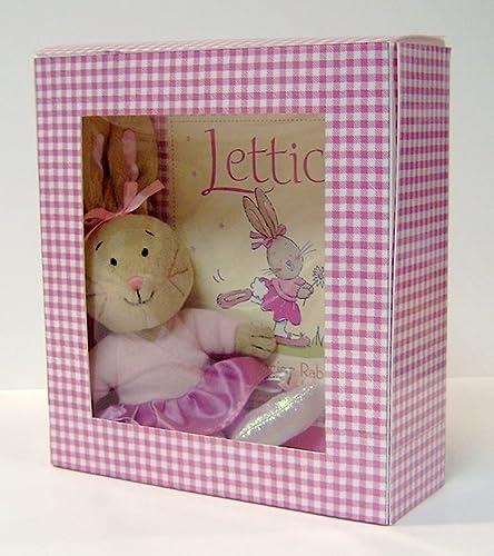 9780007172511: Lettice the Rabbit Gift Set: Lettice the Dancing Rabbit Mini Hardback Plus Toy