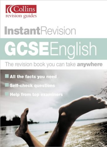 9780007172580: GCSE English (Instant Revision)