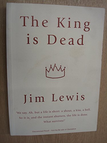 9780007172849: The King is Dead