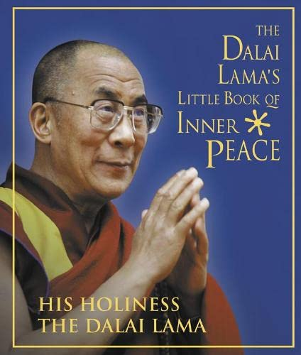 9780007172856: The Dalai Lama's Little Book of Inner Peace
