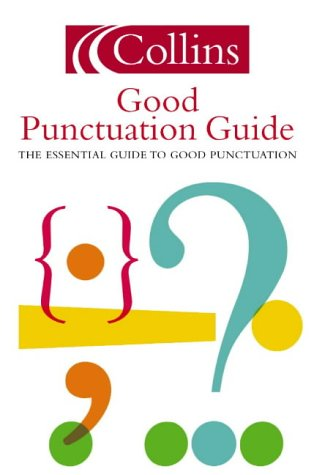 9780007172924: Collins Good Punctuation