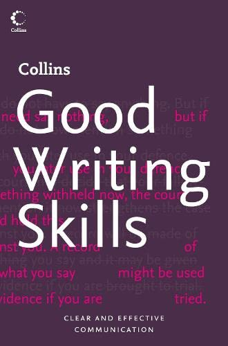 9780007172931: Collins Good Writing Skills