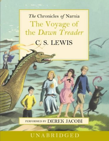 9780007173006: The Voyage of the Dawn Treader (The Chronicles of Narnia, Book 5): Complete & Unabridged