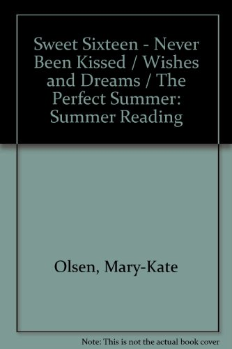 9780007173099: Summer Reading (Sweet Sixteen)