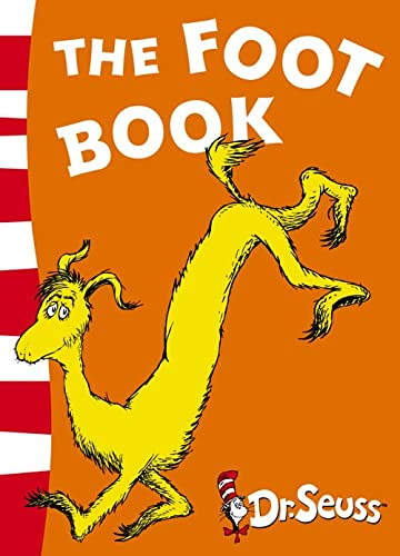 9780007173105: The Foot Book: Blue Back Book (Dr Seuss - Blue Back Book) (Dr. Seuss Blue Back Books)