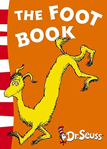 9780007173105: The Foot Book: Blue Back Book (Dr. Seuss - Blue Back Book)