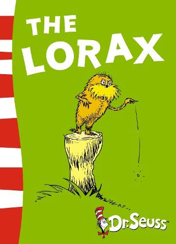 9780007173112: The Lorax: Yellow Back Book (Dr Seuss - Yellow Back Book) (Dr. Seuss Yellow Back Books)