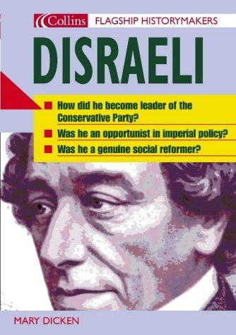 9780007173228: Disraeli (Flagship Historymakers)
