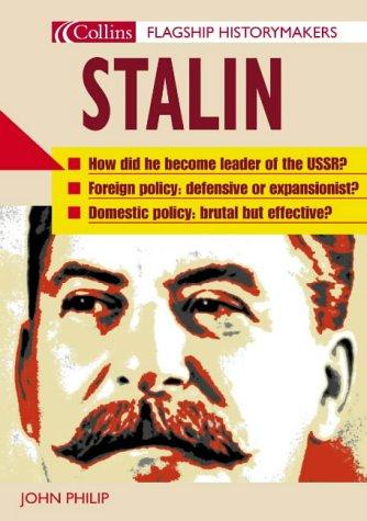 9780007173617: Flagship Historymakers ? Stalin