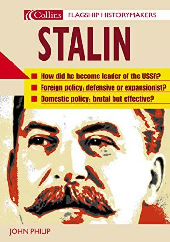 9780007173617: Stalin (Flagship Historymakers)